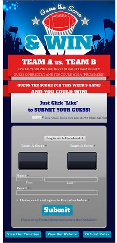 54 million people on Facebook are football fans. With these odds we're betting you're a fan too so you'll want to check out our brand new football-themed templates! http://www.shortstack.com/2012/08/gear-up-your-facebook-page-for-football-season-with-shortstacks-football-themed-templates/