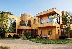 DRPILLA Completes Beautiful LEED Gold Sag Harbor House in North Haven, NY | Inhabitat