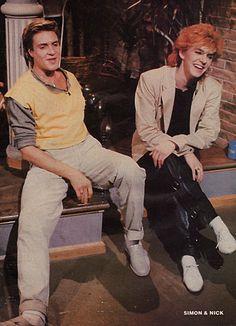Simon & Nick