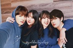 Bts Jungkook, Taehyung, Gfriend And Bts, Double Dates, Kpop Couples, G Friend, Dating Again, My Youth, Romantic Couples