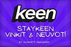 StayKeen Parhaat Vinkit & Neuvot!  Tässä kyseisessä artikkelissa StayKeen parhaat Vinkit & Neuvot! Joiden avulla saat enemmän irti tästä StayKeen kuvien ja videoiden jakopalvelusta! #staykeen #vinkit #neuvot #keen #palvelu #suomi