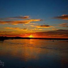 Sunset - Salmon Falls Photography