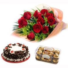 Send this Love and Wishes to your Dear Ones through Shop2Vizag.com - Sameday & Midnight deliveries Available.
