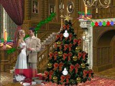 (4) Dolly Roll - Karácsonyi képeslap - YouTube Christmas Tree, Holiday Decor, Youtube, Home Decor, Teal Christmas Tree, Decoration Home, Room Decor, Xmas Trees, Christmas Trees