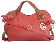 866d4966 Buy Ruby PU Red Handbag for woman at lowest price Online in India, Red Handbag  online shopping with Cash on delivery and Easy returns.