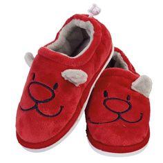 Pantofole rosse Noukiy bébé e bambino