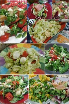 mijn 10 favoriete lunches-to-go (Karola's Kitchen) Salad Recipes, Diet Recipes, Healthy Recipes, Lunch To Go, Antipasto, Easy Cooking, Italian Recipes, Lunches, Good Food