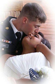 A Soldier's Love!