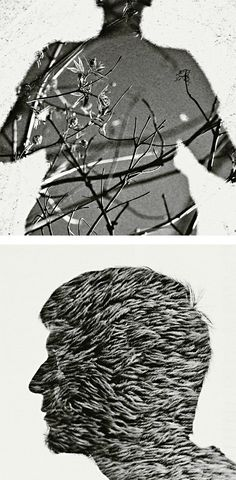 Multiple-Exposure Portraits Christoffer Relander