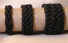 Herringbone knot bracelet tutorial