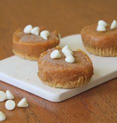 The Sweet {Tooth} Life: Pumpkin Pie Fudge Cups