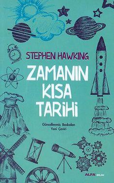 Aklınızı Başınızdan Alacak En İyi 20 Kitap - onedio.com Film Books, Book Club Books, Book Lists, Book Art, My Books, Books To Read, Stephen Hawking, Love Book, This Book