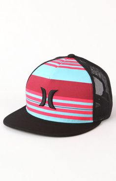 6569a23ceb3 Hurley Trunks Trucker Hat at PacSun.com