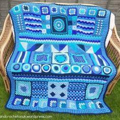 Everything is Cool & Groovyghan #crochet #crochetersofinstagram #keepcalmandcrochetonuk #kcacoukcal2016 #kcacouk