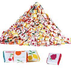 Fruchtkaramellen, 1000-tlg. bei Schneider - Leckereien für Ihre Kunden