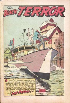 george tuska 1940s