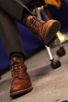 red wing iron rangers amber harness - Google Search