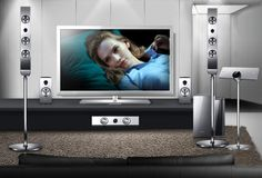 Samsung HT-C9950W 3-D Home Theater System