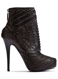 Fall Winter collection Barbara Bui Ankle Boots Fall Winter