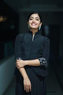Rashmika Mandanna Most Beautiful Indian Actress Hollywood