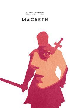 Macbeth - movie poster - Stain Girl