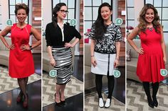 The Social CTV Love Cynthia's Look Simms Sigal Wilshire...