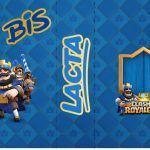 Bis Duplo Clash Royale Kit Festa