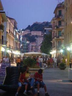 Cosenza, Calabria, Italy  This is where my parents were born!