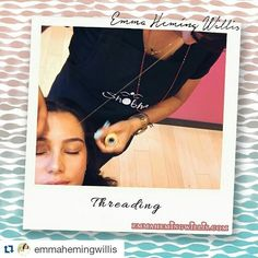 "we agree our Shobha Specialist, shashi, is truly ""THE brow girl of NYC"" & couldn't be happier to be your go-to place for beautiful brows! #repost @emmahemingwillis ・・・ Today on my site I'm giving you the 411 on all my favorite eyebrow beauty products and about my favorite hair removal technique #threading  (link in profile) #eyebrowsonfleek @myshobha @glossier @maybelline"