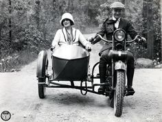 I rode in a vintage harley sidecar at speed while 9 months pregnant! No wonder Miss A is uber-energetic!