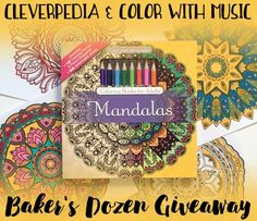 https://wn.nr/2TPCWW  I'm trying to win a #coloring book by #ColorWithMusic from @Cleverpedia! Click here to enter: