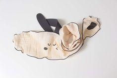 Buttercup Rabbit Scarf (2C)