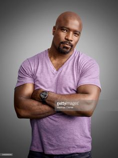 Actor Mike Colter from 'Marvels Luke Cage' is photographed for Entertainment Weekly Magazine on July 2016 at Comic Con in the Hard Rock Hotel in San Diego, California. Mike Colter, Luke Cage Marvel, Hard Rock Hotel, Entertainment Weekly, San Diego, California, Magazine, Entertaining, Actors