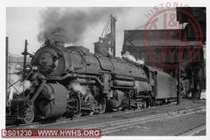 N&W Class Y5 2115
