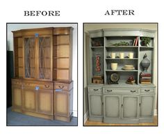 really like this. her site has a lot of great before and after photos for awesome furniture.