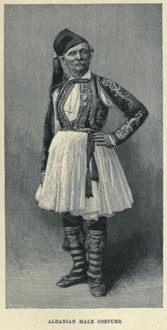 Mentone, Cairo and Corfu. Albanian Culture, Corfu Island, Corfu Greece, Folk Costume, 18th Century, Hero, History, Paintings, Collection