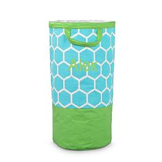 Large Laundry Hamper www.southerncharmembroidery.com