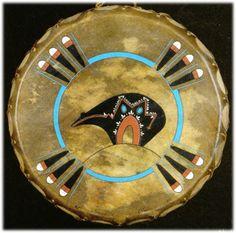 Spirit Bear drum, LE