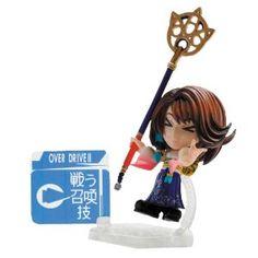 Square Enix Final Fantasy: Trading Arts Kai: Yuna Mini Figure