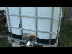 Instructions for 55 or 330 gallon rain barrels! A MUST for NE gardens! Water Collection, Rain Barrels, Lawn And Garden, Home And Garden, Agriculture, Harvest, Pond, Rainy Days, Restoration