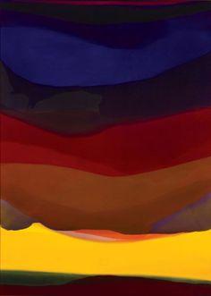 Gretchen Albrecht Abstract Expressionism, Abstract Art, New Zealand Art, Nz Art, Helen Frankenthaler, American Artists, Contemporary Artists, Design Art, Cool Art