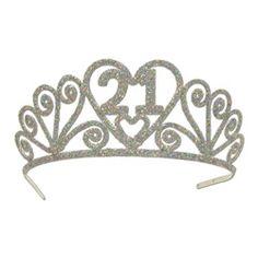 Cause every Princess needs a tiara.