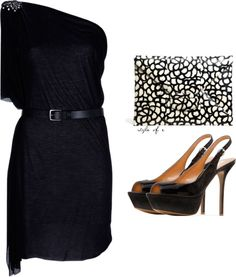 """""""LBD"""" by styleofe on Polyvore"""