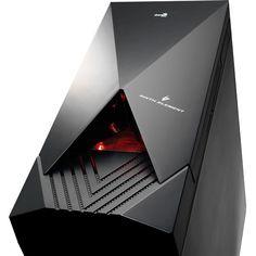 Aerocool Sixth Element Devil Red Edition (EN56519) : achat / vente Boîtier PC sur ldlc.com