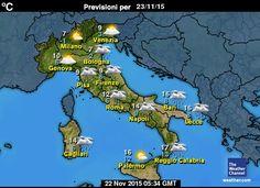 Previsione Italia