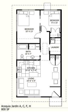 800 square foot building apartment complex plans 50 unit - Google ...