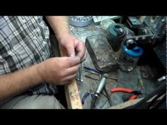 ▶ Basic Silver Smithing: Making a bezel style ring, Part 3 on YouTube with Lance Johnson.