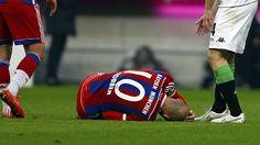 Tegola Bayern Monaco, Robben si fa male - http://www.maidirecalcio.com/2015/03/23/tegola-bayern-monaco-robben-si-fa-male.html