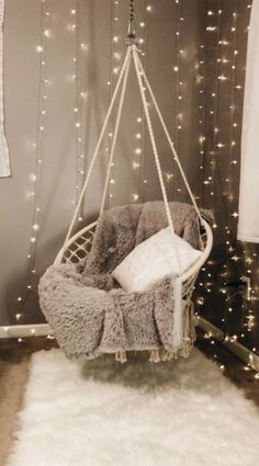56 the basic facts of bedroom ideas for teen girls dream rooms teenagers girly ~ anaksehat.site 56 the basic facts of bedroom ideas for teen girls dream rooms teenagers girly ~ anaksehat. Dream Rooms, Dream Bedroom, Master Bedroom, Swing In Bedroom, Master Suite, Cute Room Decor, Diy Teen Room Decor, Girls Bedroom Decorating, Bedroom Decor For Teen Girls