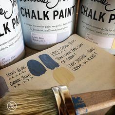 Annie Sloan® Chalk Paint™ - Dicas & Truques | Atelier Autêntico